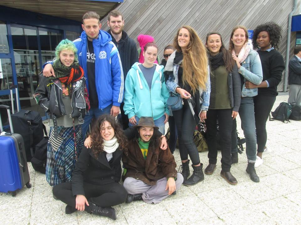 Français, Allemands et Gallois accueillis olympiquement à l'Atlantic College