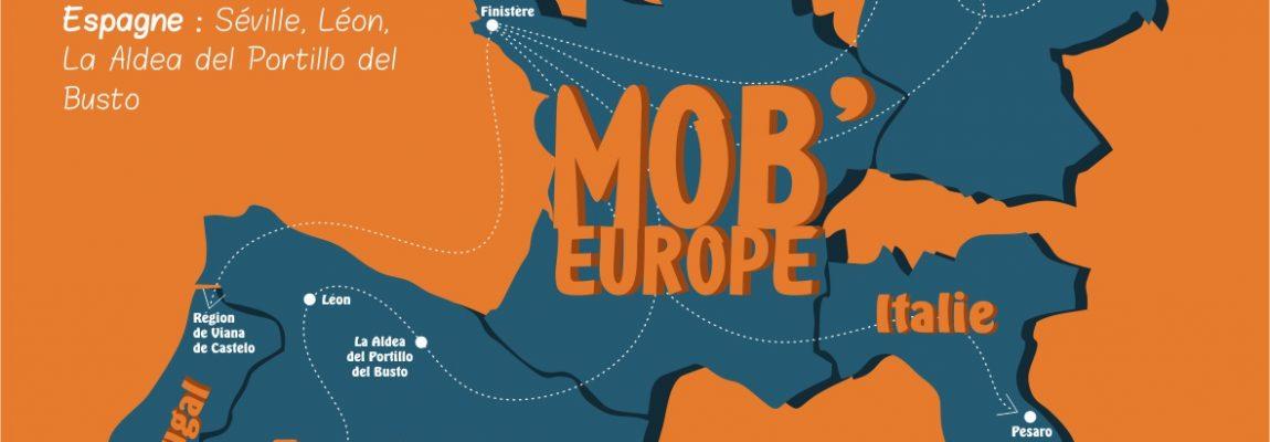 Le Mob'Europe … ça repart !