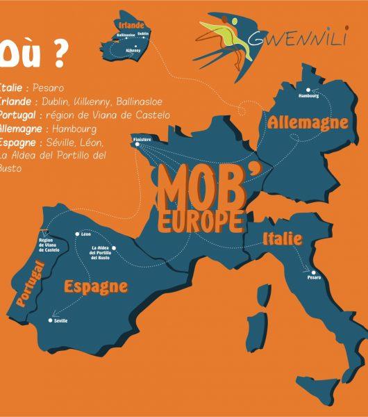 Le Mob'Europe ... ça repart !